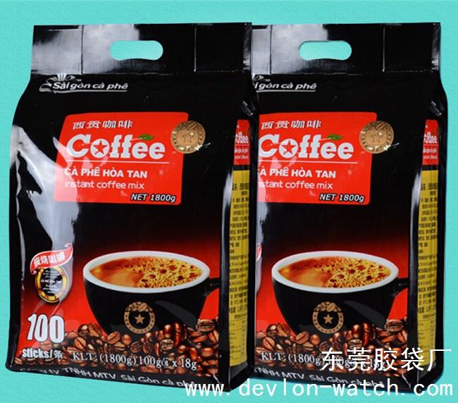 塑封复合咖啡包装袋